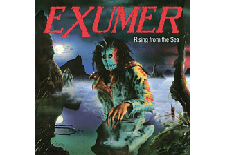 Exumer - Rising From The Sea - (CD)