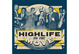 Various - Highlife On The Move: Selected Nigerian & Ghanaian Recordings - (CD)