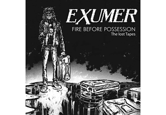 Exumer - Fire Before Possession: The Lost Tapes [CD]