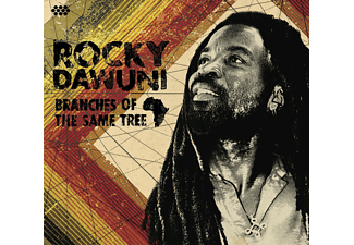 Rocky Dawuni - Brnches Of The Same Tree - (CD)