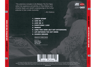 Keith Jarrett - Life Between The Exit Signs - (CD)