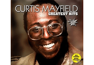 Curtis Mayfield - GREATEST HITS - (CD)