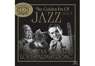 Louis Armstrong - The Golden Era Of Jazz Vol.5 [CD]