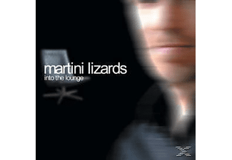 Martini Lizards - Into The Lounge - (CD)