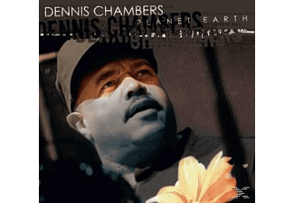 Dennis Chambers - Planet Earth - (CD)