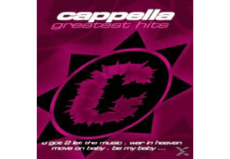 Cappella - Greatest Hits - (CD)