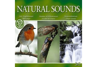 VARIOUS - Natural Sounds - (CD)