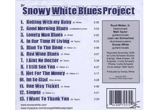 The Snowy White Blues Project - In Our Time Of Living [CD]