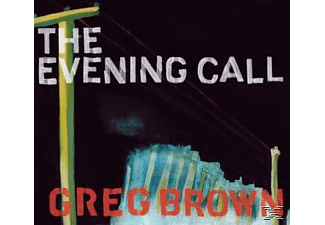 Greg Brown - The Evening Call [CD]