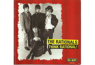 The Rationals - Think Rational! - (CD)