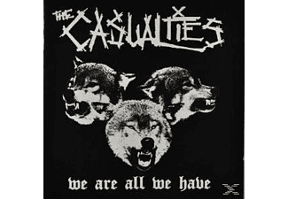 The Casualties - We Are All We Have - (CD)