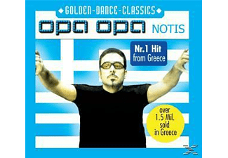 Notis - OPA OPA - (Maxi Single CD)