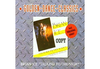 Brian Ice - Talking To The Night [Maxi Single CD]