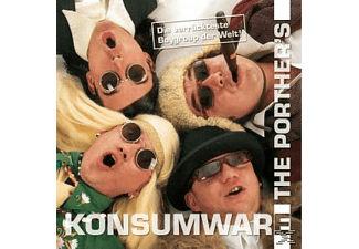 The Porther S - Konsumware - (CD)
