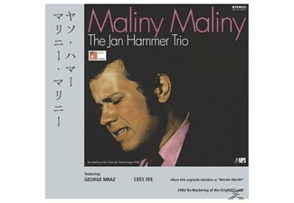 Jan Hammer - Malma Maliny [CD]