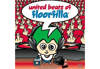 Floorfilla - United Beatz Of Floorfilla - (CD)