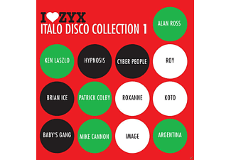 VARIOUS - Zyx Italo Disco Collection 1 - (CD)