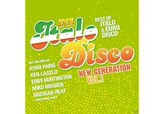 VARIOUS - Zyx Italo Disco New Generation Vol.1 - (CD)