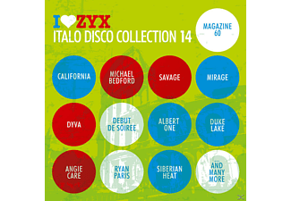 VARIOUS - Zyx Italo Disco Collection 14 - (CD)