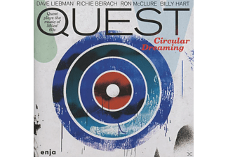 The Quest - Circular Dreaming - (CD)