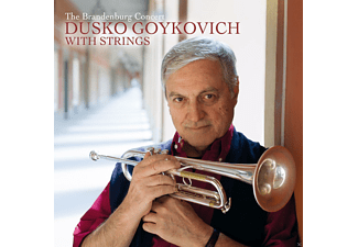 Goykovich Dusko - The Brandenburg Concert (With Strings) [CD]