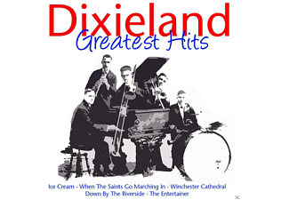 VARIOUS - Dixieland Greatest Hits - (CD)