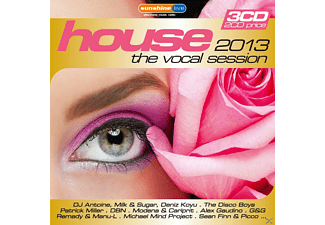 VARIOUS - House: The Vocal Session 2013 - (CD)