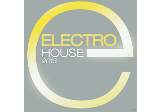 VARIOUS - Electro House 2013 - (CD)