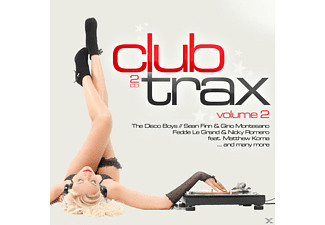 VARIOUS - Club Trax Vol.2 - (CD)