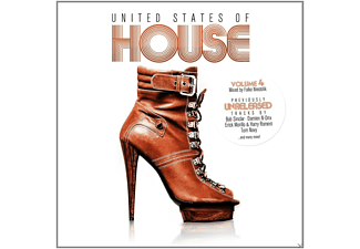 VARIOUS - United States Of House Vol.4 - (CD)
