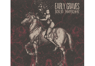 Early Graves - Red Horse - (CD)