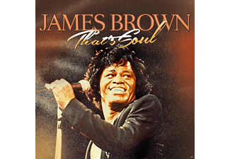 James Brown - That's Soul - (CD)