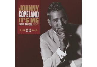 Johnny Copeland - It's Me-Classic Texas Soul 1965-72 [CD]