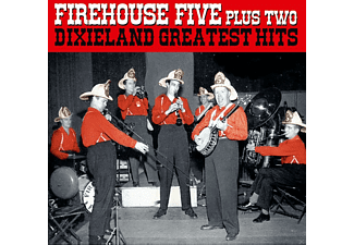 Firehouse Five Plus Two - Dixieland Greatest Hits - (CD)