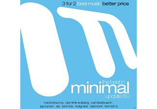 VARIOUS - The Best In Minimal Update 8.0 - (CD)