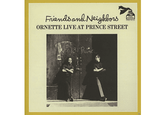 Ornette Coleman - Friends And Neighbors-Ornette Live At Prince Street - (CD)
