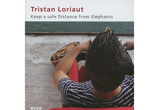 Tristan Loriaut - Keep a safe Distance from Elephants [CD]