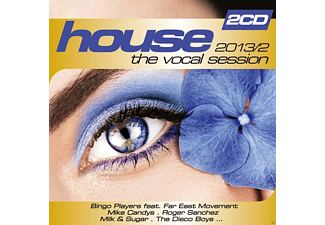 VARIOUS - House: The Vocal Session 2013-2 - (CD)