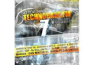 VARIOUS - Technobase.Fm Vol.7 [CD]