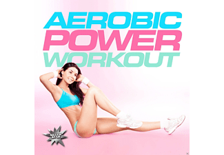 Aerobic Stars - Aerobic Power Workout - (CD)