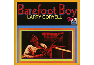 Larry Coryell - Barefoot Boy [CD]