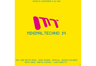 VARIOUS - Minimal Techno 14 - (CD)