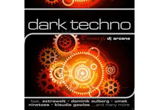 Mixed By Dj Arcane, VARIOUS - Dark Techno - (CD)