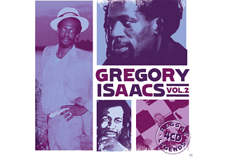 Gregory Isaacs - Reggae Legends (Box-Set) Vol.2 - (CD)