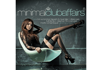 VARIOUS - Minimal Club Affairs Vol.8 [CD]