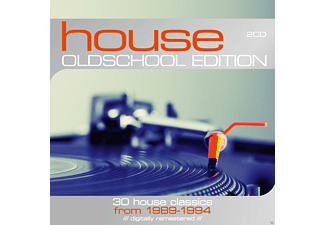 VARIOUS - House - Oldschool Edition - (CD)