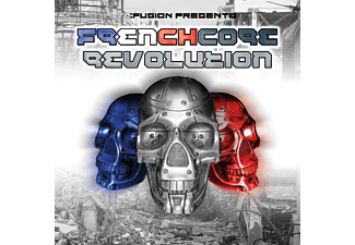 VARIOUS - Frenchcore Revolution - (CD)