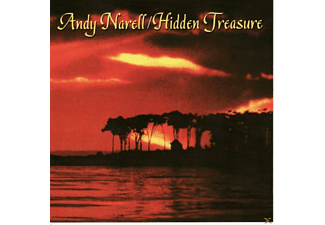 Andy Narell - Hidden Treasure - (CD)