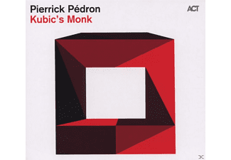 Pedron Pierrick - Kubic's Monk - (CD)