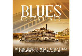 VARIOUS - Blues Essentials Vol.1 - (CD)